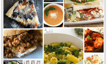 Top 12 Pinned Recipes of the Week