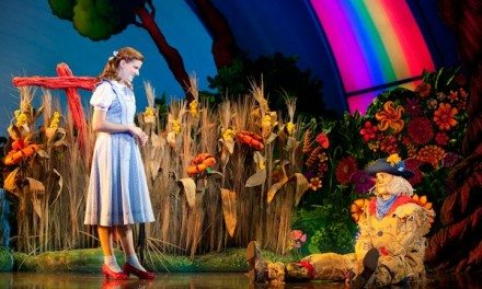 Wizard of Oz Musical Plays Seattle Oct 9-13