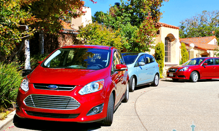Ford C-MAX Hybrid Road Test  #CMAXDrive