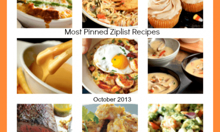 Top Recipes 2013 on Pinterest: October