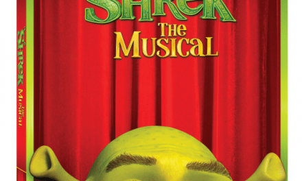 Shrek the Musical on DVD and Blu-Ray