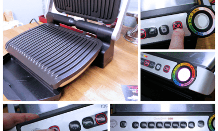 OptiGrill Lets Me Grill Indoors to Perfection
