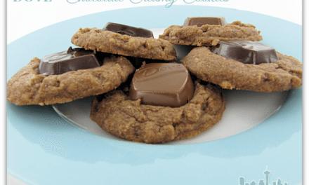 DOVE Chocolate Recipe: Creamy Cookies