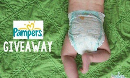 New from Pampers and Albertsons