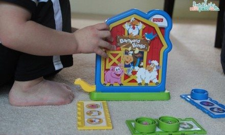 Holiday Gift Idea: Fisher-Price Games and Toys