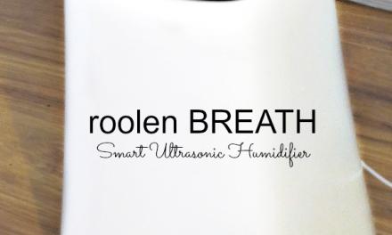 roolen Breath – a Smart Ultrasonic Humidifier