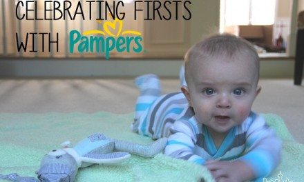 Celebrate Firsts with Pampers