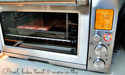 Gifts for Mom from Hammacher Schlemmer Toaster Oven