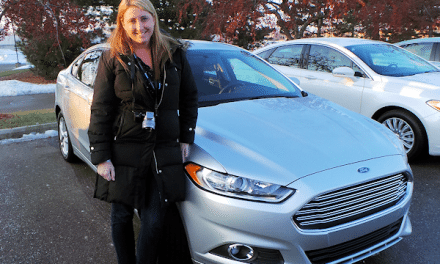 Test Drive: Ford Fusion on the Road in Detroit @Ford #FordNAIAS