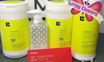 Four Great Non-Toxic Cleaning Products – Hello Spring! @ModereUS #MC