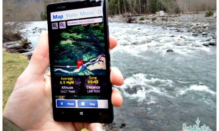 Nokia Lumia Icon – Outdoor Lover's Best Friend