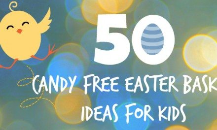 50 Easter Basket Ideas for Kids Tweens Teens & Adults – Candy Free!