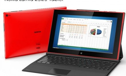 Nokia Lumia 2520 Tablet – Lightweight Design and Windows 8 OS