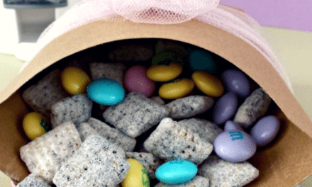 Party Ideas: Spring Treats & Cute and Clever Packaging Ideas