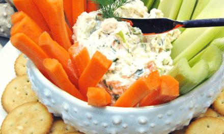 Shrimp Dip – Creamy and Easy Appetizer Recipe