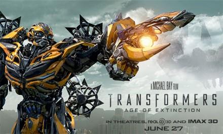 Transformers: Age of Extinction Opens 6.27.14 #TransformersMovie