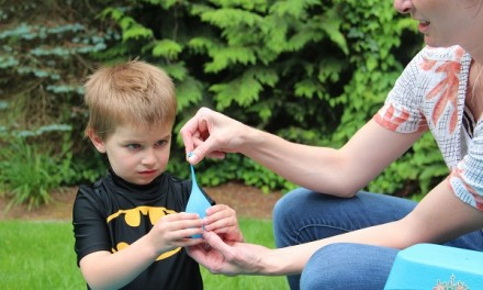 Summer Fun Ideas: ZORBZ Self-Sealing Water Balloons  #Giveaway