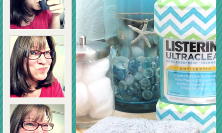 LISTERINE now in Designer Prints Exclusively at Target
