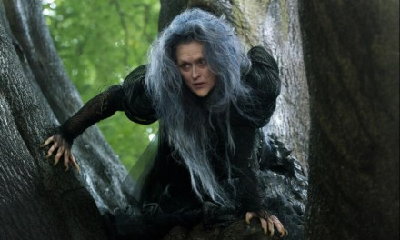 Meryl Streep and Johnny Depp Go INTO THE WOODS 12/25/14