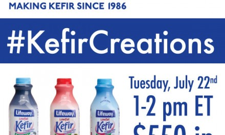 RSVP for the #KefirCreationsTwitter Party  7/22/14