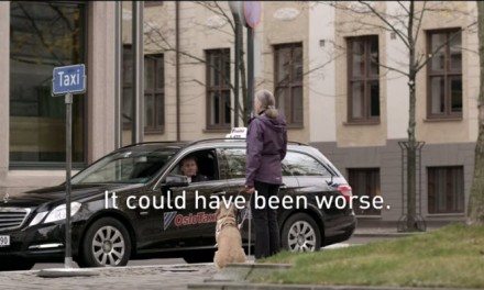 Public Service Videos: Norwegian Association of the Blind #Blindness #GuideDogs