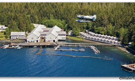 Alaska Sport Fishing Resorts – He Deserves It!