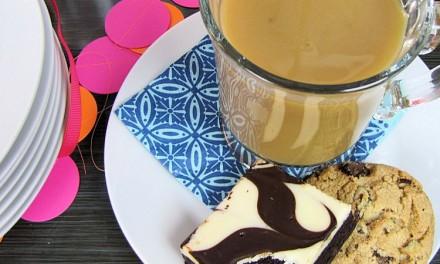 Dunkin Donuts Coffee Bakery Series: Cinnamon Coffee Roll Tasting #DunkinAtHome #MC