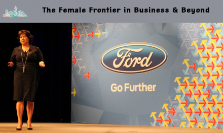 The Female Frontier in Business and Beyond #FurtherWithFord #RoleForward