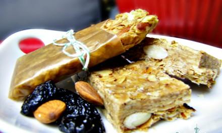 Easy Peanut Butter Oatmeal Breakfast Bar Recipe