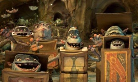 The Boxtrolls: How the Puppets Came to Life #TheBoxtrolls @TheBoxtrolls