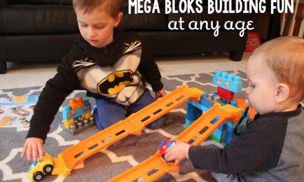 Mega Bloks Building Fun At Any Age