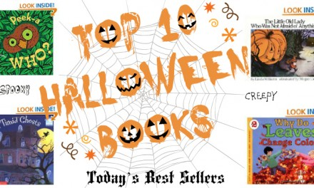 Top 10 Halloween Books: Today's Best Sellers