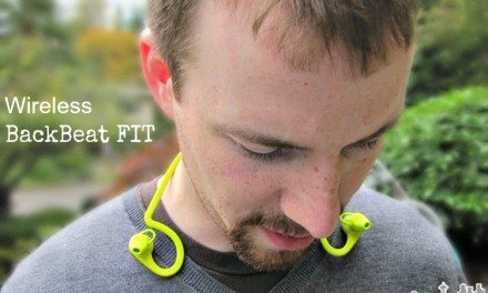 BackBeat FIT Headphones – Great Sound & Stay-put Style