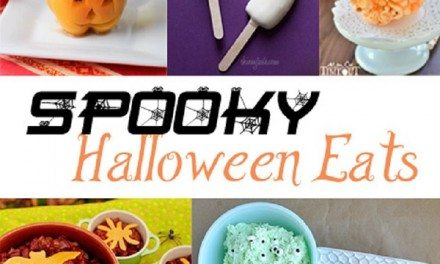10 Easy Kid Friendly Halloween Treats