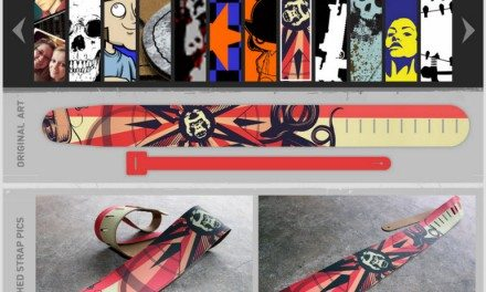Custom Guitar Straps: Create Your Own at StrapGraphics