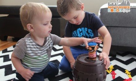 TOMY Toys for the Holidays – Give a Gift Your Kids Will Love
