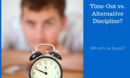 Parenting Debate: Time-Out vs. Alternative Discipline?