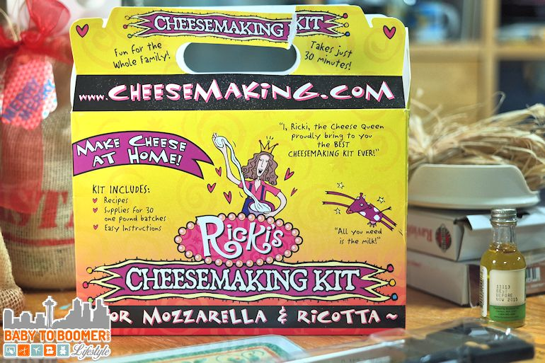 Groupon Gifts: Cheesemaking Class and DIY Kit - #ad