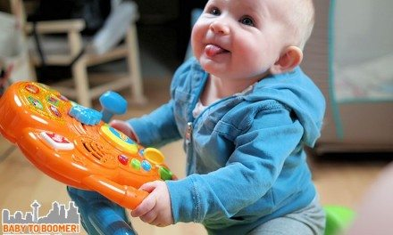 Infant Learning Toys: VTech Sit-to-Stand Smart Cruiser