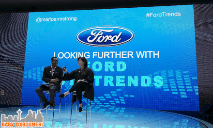 2015 Ford Trends Report with Cheryl Connoly and Mario Armstrong