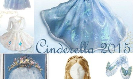 Cinderella 2015 Costumes: Girls Dresses, Shoes & Jewelry