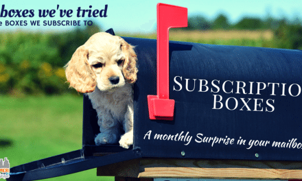 Subscription Boxes: Why I Chose the Orange Glad Monthly Sweet Box