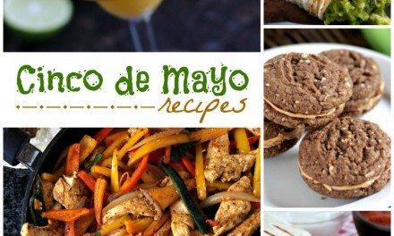13 Recipes to Make to Celebrate Cinco de Mayo