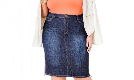 Plus Size Clothing Spring 2015 Trends – Denim!