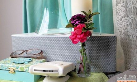 New Travel Products 2015: Air Angel™ Portable Purifier & Sanitizer
