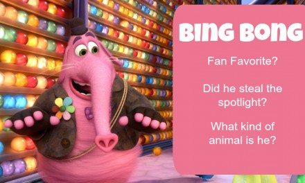 """Bing Bong and """"Inside Out"""" Fun Products & Collectibles"""