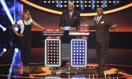 CELEBRITY FAMILY FEUD: My Live Taping Experience