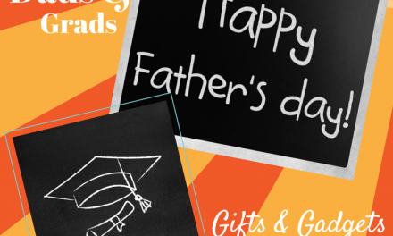 Dads and Grads Gifts & Gadgets Under $99! #ATTSeattle