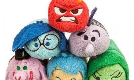 Inside Out Toys: Disney Store Exclusives and Mass Retailers
