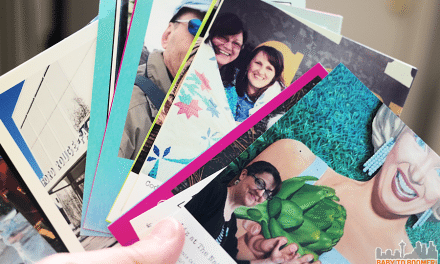 HP Instant Ink: My Creative Way to Display Travel Photos